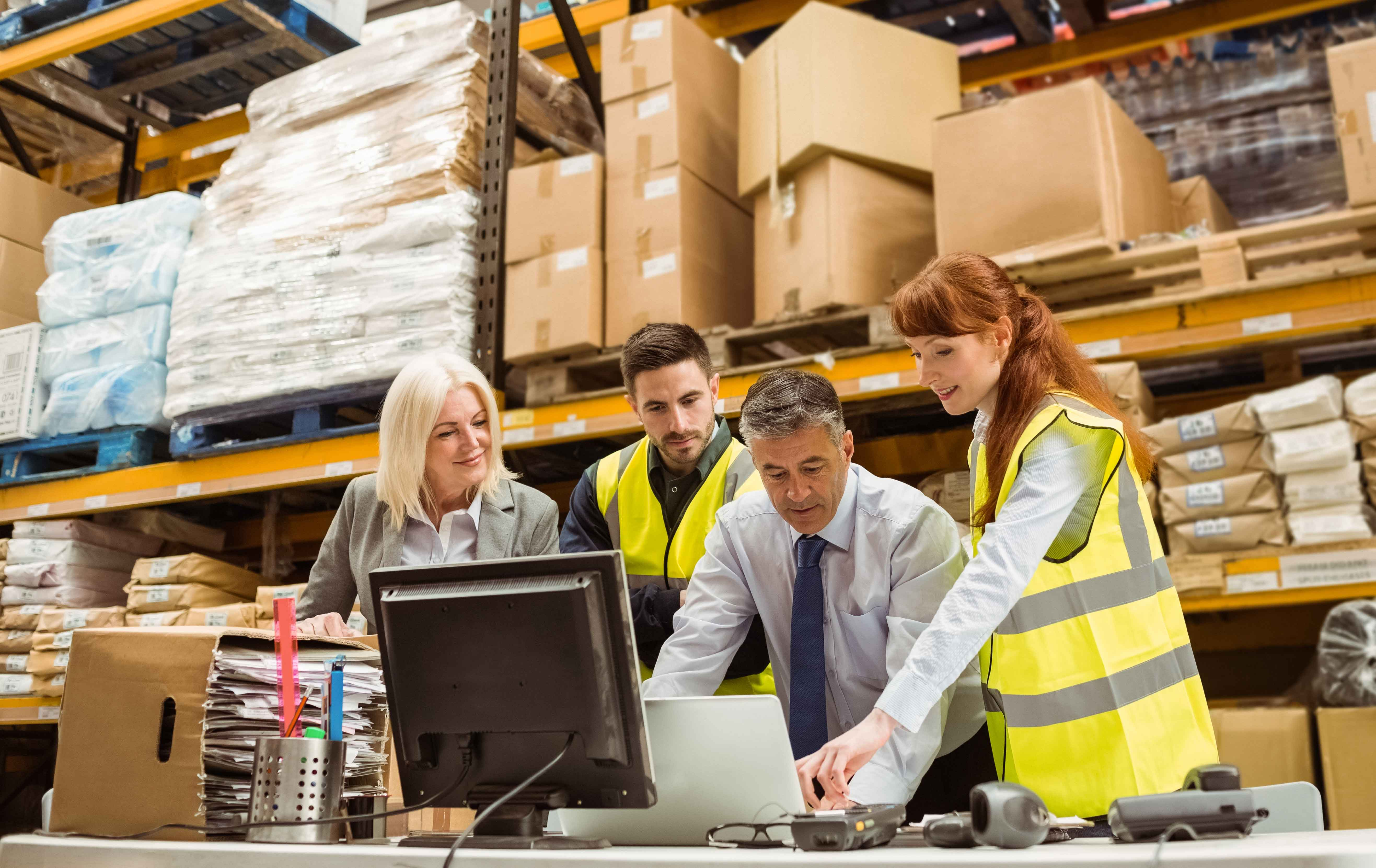 B2B & B2C Websites for Distribution and Manufacturing